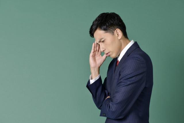 男性のめまいの原因は何!?自律神経失調症が関係している理由とは
